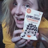 chock chick plainatin bites