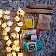 ecoco box. Eco items for mama and baba