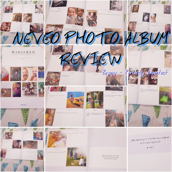 NEVEO photo album | Gift idea for Grandparents