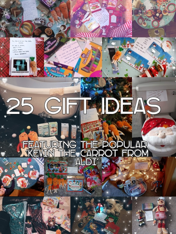 25 kids gift ideas