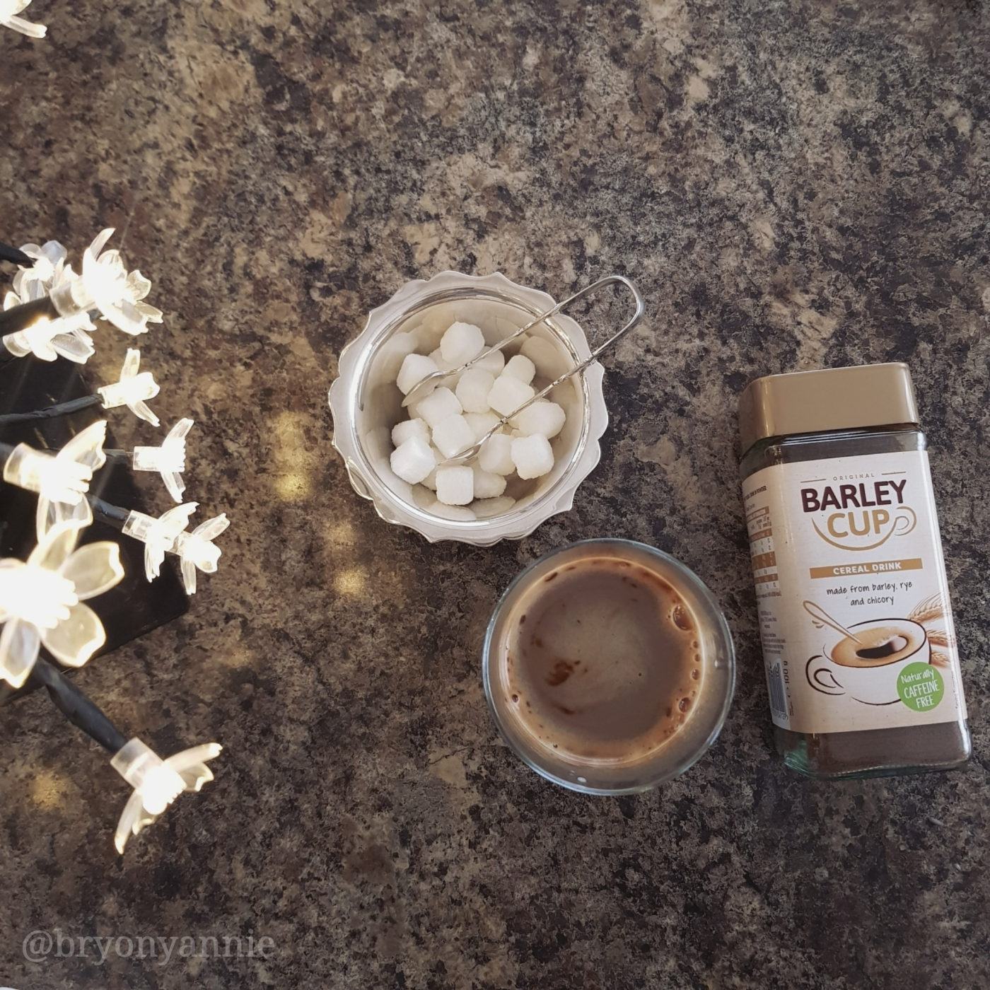 BarleyCup - the caffeine free drink for you!