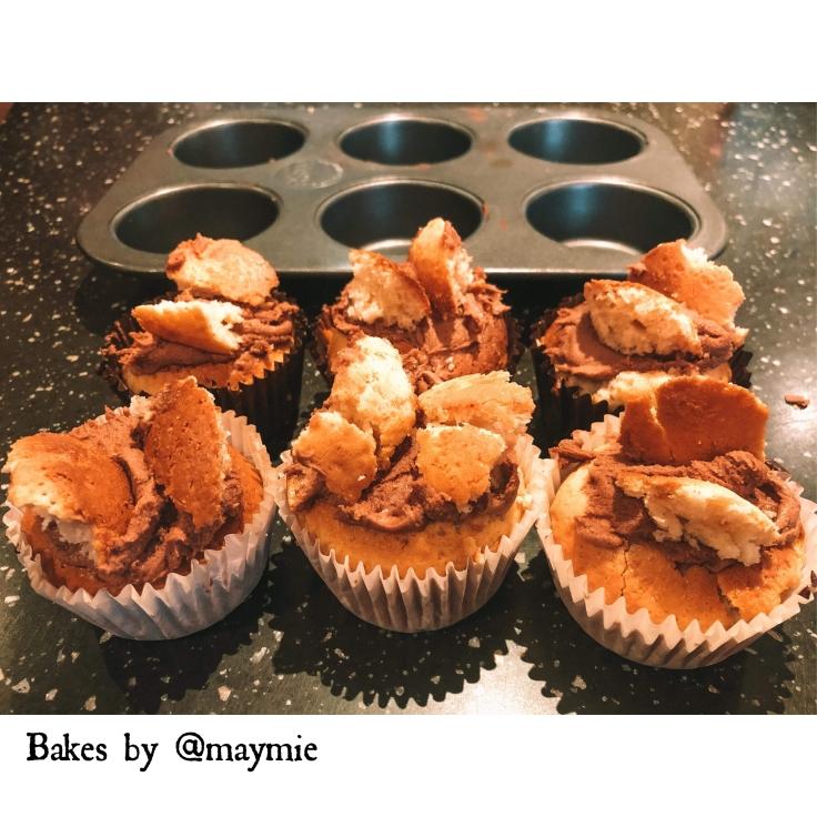 Dairy and egg-free vanilla cupcakes recipe
